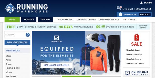 Где в интернете купить спортивную экипировку: гид по зарубежным онлайн-магазинам 9