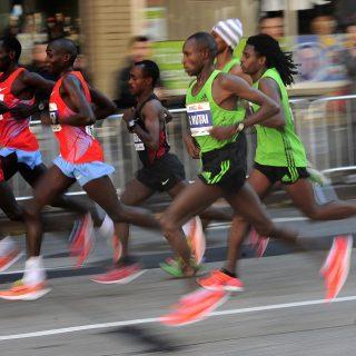 Тест: хорошо ли вы знаете лучших марафонцев мира в лицо?
