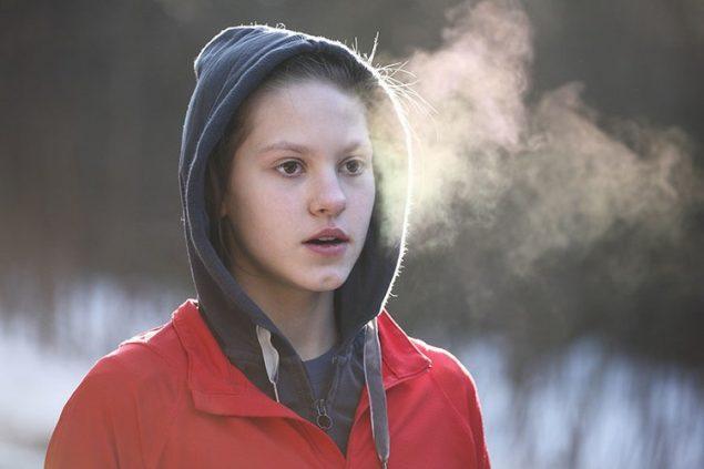 Можно ли «заморозить» лёгкие, бегая на холодном воздухе?