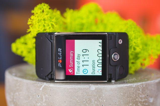 Обзор Polar M600: спортивные GPS-часы с Android Wear 3