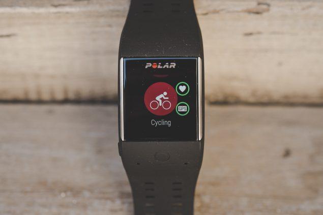 Обзор Polar M600: спортивные GPS-часы с Android Wear 5