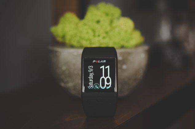 Обзор Polar M600: спортивные GPS-часы с Android Wear