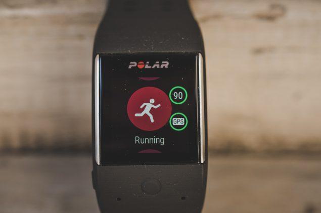 Обзор Polar M600: спортивные GPS-часы с Android Wear 7