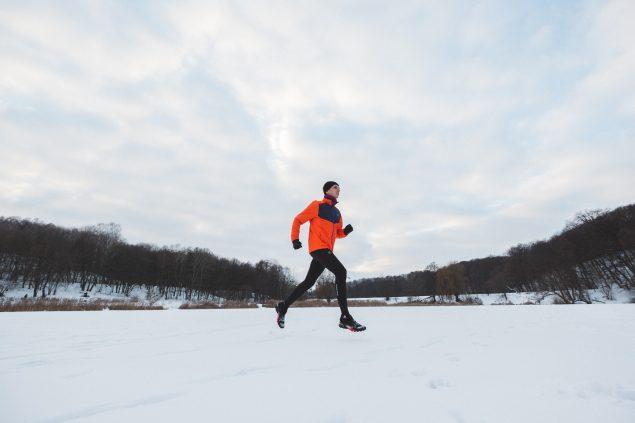 Как выбрать кроссовки для бега зимой 1
