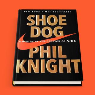 Продавец идей, анеобуви: мемуары со-основателя Nike 2