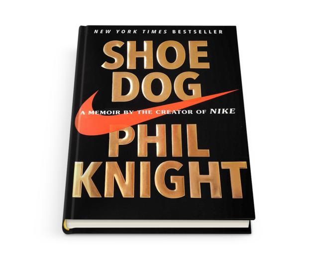 Продавец идей, анеобуви: мемуары сооснователя Nike
