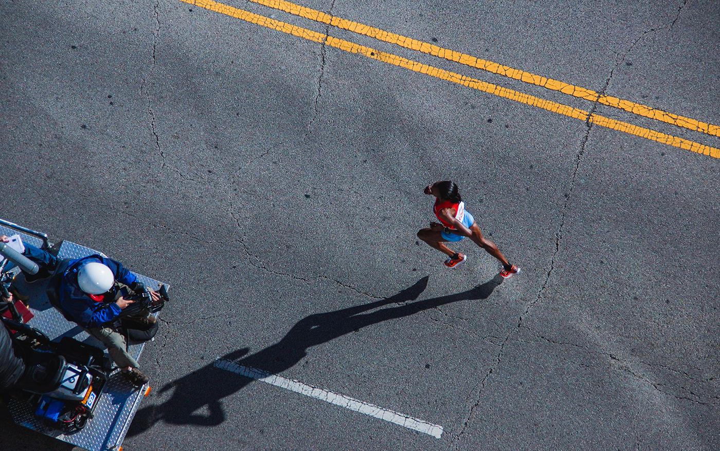 Об отличиях между мужчинами и женщинами в беге, а также почему выражение «женский бег» этоне сексизм