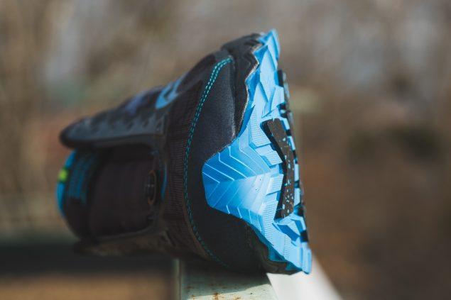 Обзор трейловых кроссовок Saucony PEREGRINE 6 ICE+ 13