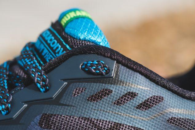 Обзор трейловых кроссовок Saucony PEREGRINE 6 ICE+ 4