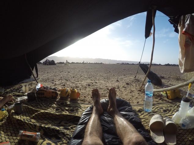 Marathon des Sables: шесть дней и 237 км в пустыне Сахара. Большой отчёт Влада Тисленко 12