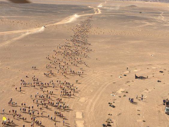 Marathon des Sables: шесть дней и 237 км в пустыне Сахара. Большой отчёт Влада Тисленко 22