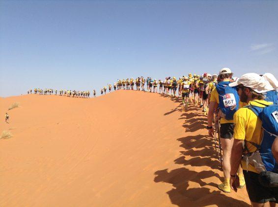 Marathon des Sables: шесть дней и 237 км в пустыне Сахара. Большой отчёт Влада Тисленко 40