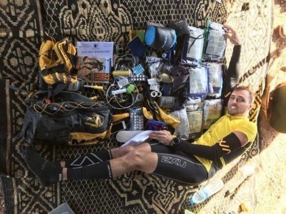 Marathon des Sables: шесть дней и 237 км в пустыне Сахара. Большой отчёт Влада Тисленко 5