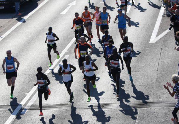 Отчет о марафоне в Линце 3