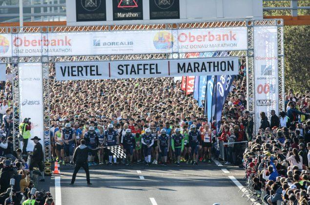 Отчет о марафоне в Линце 4