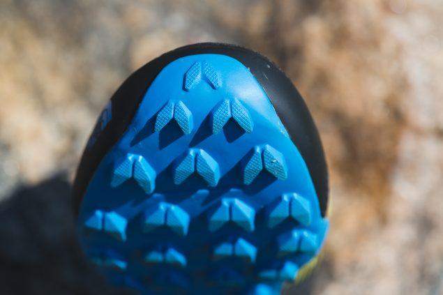 Обзор трейловых кроссовок North Face Ultra MT 13