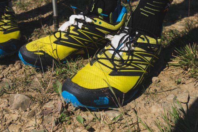 Обзор трейловых кроссовок North Face Ultra MT 1