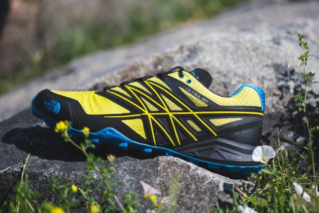 Обзор трейловых кроссовок North Face Ultra MT 2