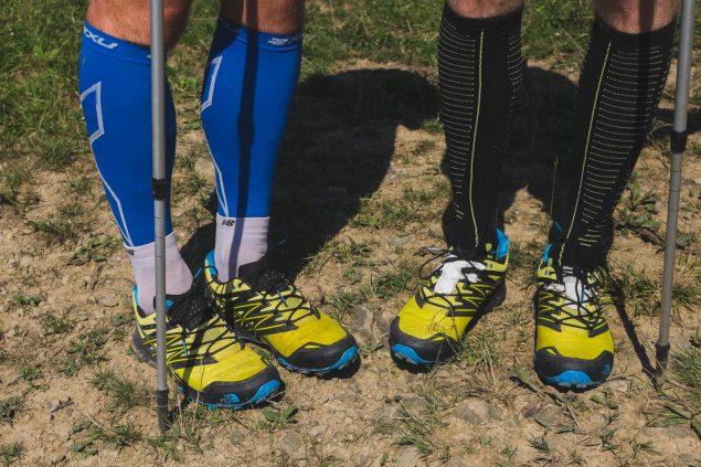 Обзор трейловых кроссовок North Face Ultra MT