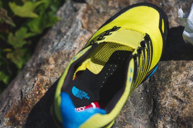 Обзор трейловых кроссовок North Face Ultra MT 8