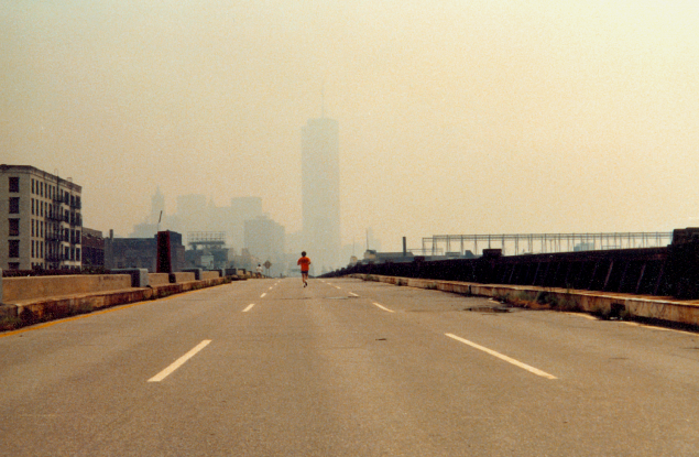 Влияние загрязнения воздуха на здоровье бегуна