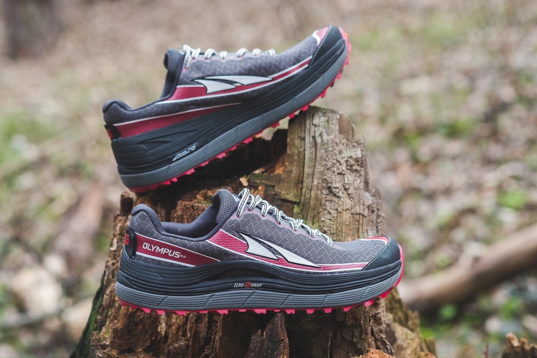Altra Olympus 2.0: трейловые кроссовки с большой амортизацией.