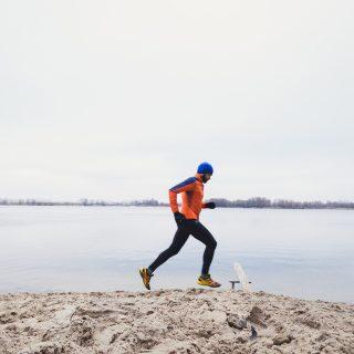 Места для трейлового бега в Киеве: Алмазное озеро