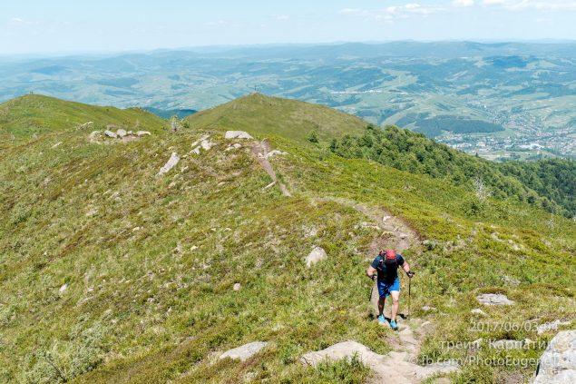 Карпатия: как я бежал свой первый трейл 1