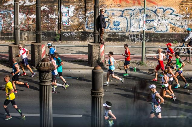 Почему вам обязательно стоит следить за марафоном в Берлине (если только вы его не бежите) 5