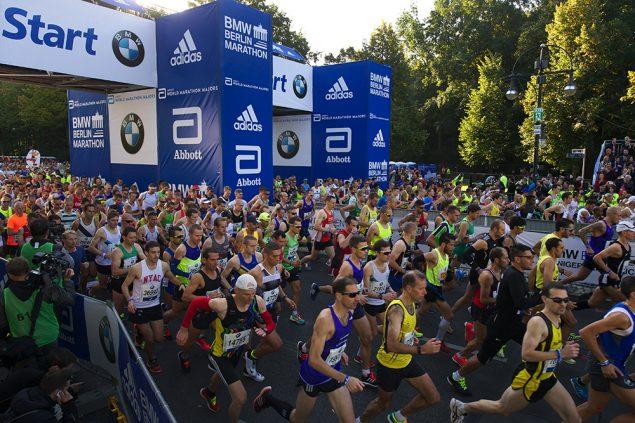 Почему вам обязательно стоит следить за марафоном в Берлине (если только вы его не бежите)
