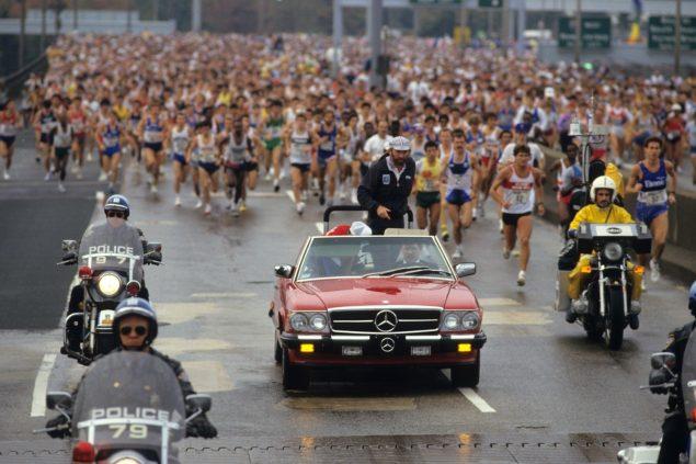 Человек, который смог: Фред Лебоу, основатель New York City Marathon 6