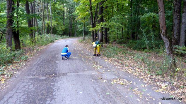 Как измеряются трассы крупных пробегов 8