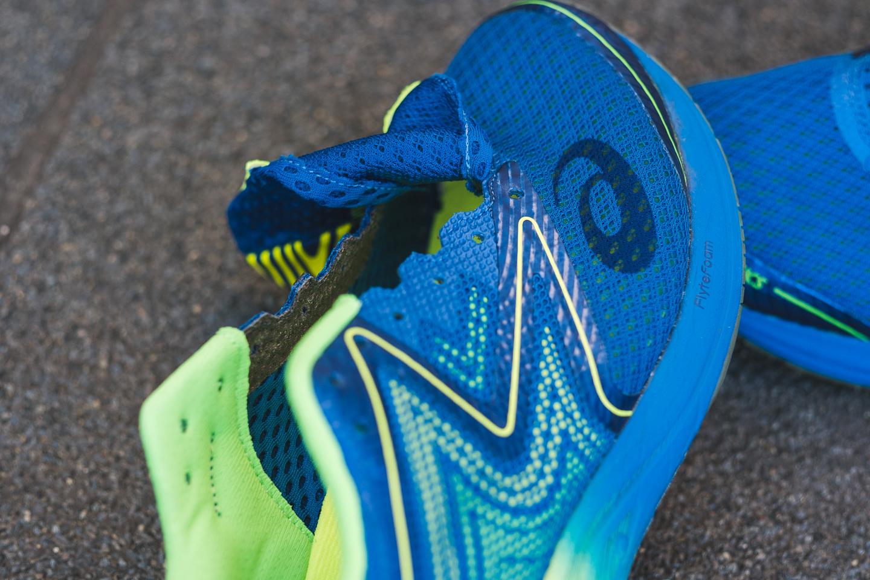Asics Noosa FF  надежные кроссовки для крупных бегунов 6080d6c6541