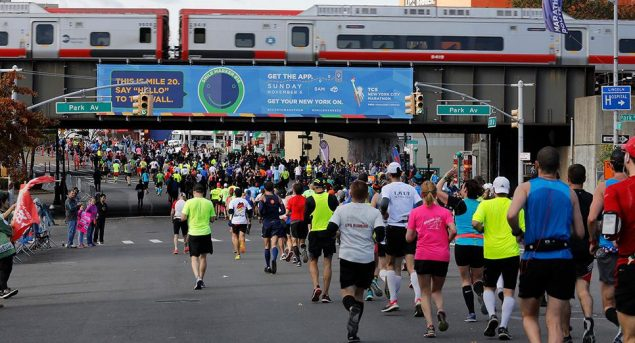 TCS New York Marathon: самая большая беговая вечеринка в мире 3
