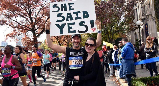 Человек, который смог: Фред Лебоу, основатель New York City Marathon 5
