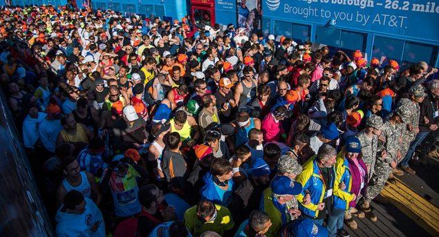 TCS New York Marathon: самая большая беговая вечеринка в мире 6
