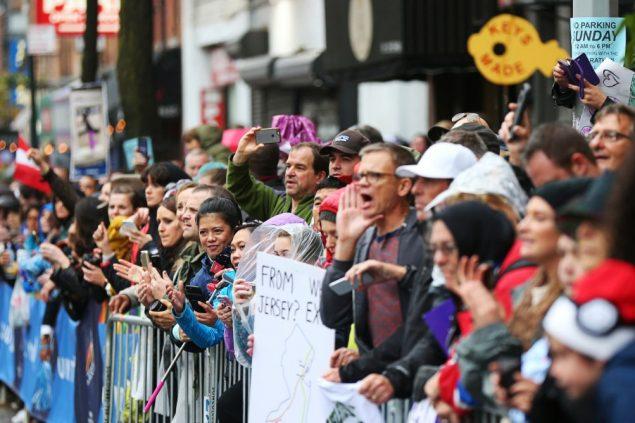 «Горожанам удалось создать немного магии». Рассказ о TCS New York City Marathon 2017 9
