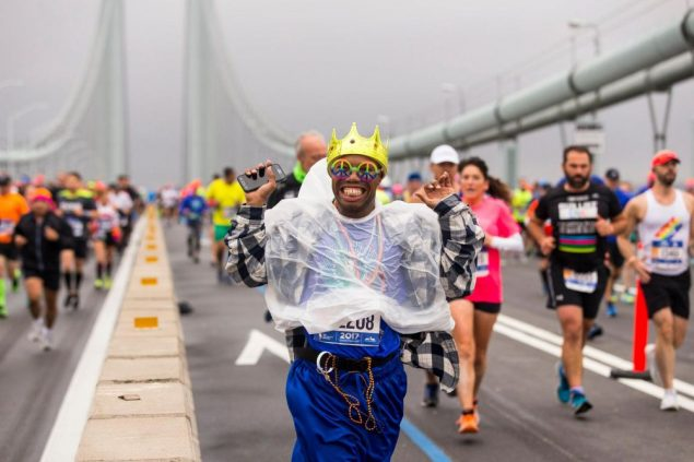 «Горожанам удалось создать немного магии». Рассказ о TCS New York City Marathon 2017 10