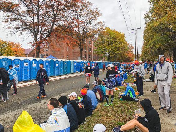 «Горожанам удалось создать немного магии». Рассказ о TCS New York City Marathon 2017 1