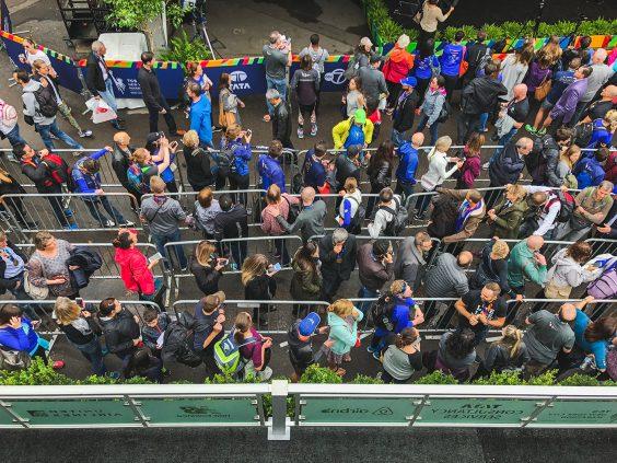 «Горожанам удалось создать немного магии». Рассказ о TCS New York City Marathon 2017 4