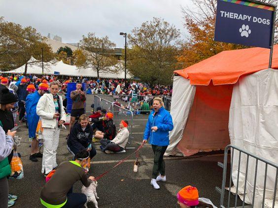 «Горожанам удалось создать немного магии». Рассказ о TCS New York City Marathon 2017