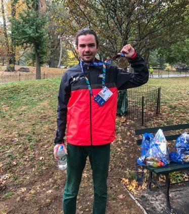 «Горожанам удалось создать немного магии». Рассказ о TCS New York City Marathon 2017 5
