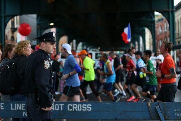 «Горожанам удалось создать немного магии». Рассказ о TCS New York City Marathon 2017 8
