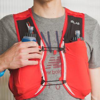 Обзор бегового рюкзака Salomon S-LAB Sense Ultra 5 Set