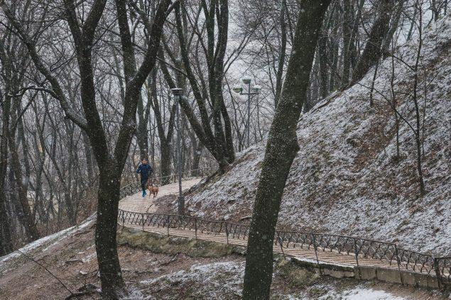 Маршрут недели: 22 км вокруг центра Киева с боксером Ильей Примаком 10
