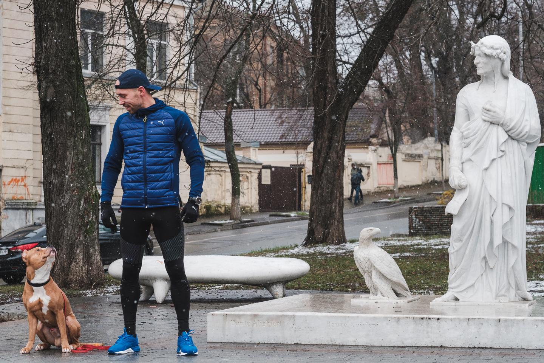Маршрут недели: 22 км вокруг центра Киева с боксером Ильей Примаком 12