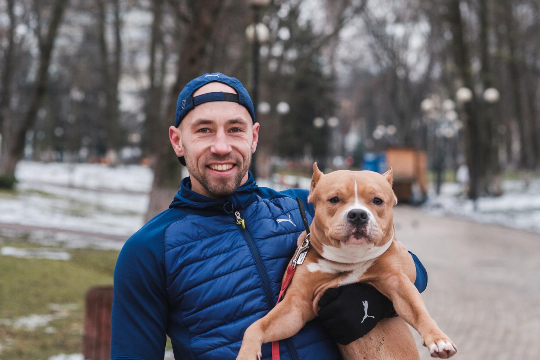 Маршрут недели: 22 км вокруг центра Киева с боксером Ильей Примаком 5