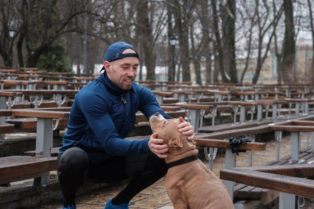 Маршрут недели: 22 км вокруг центра Киева с боксером Ильей Примаком 6
