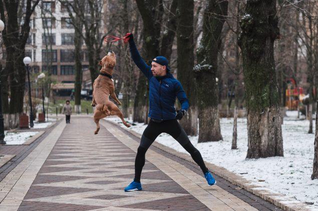 Маршрут недели: 22 км вокруг центра Киева с боксером Ильей Примаком 7