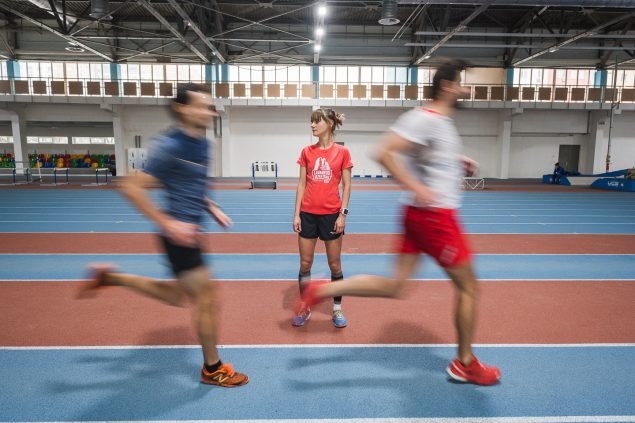 Правила приличия в легкоатлетическом манеже 9